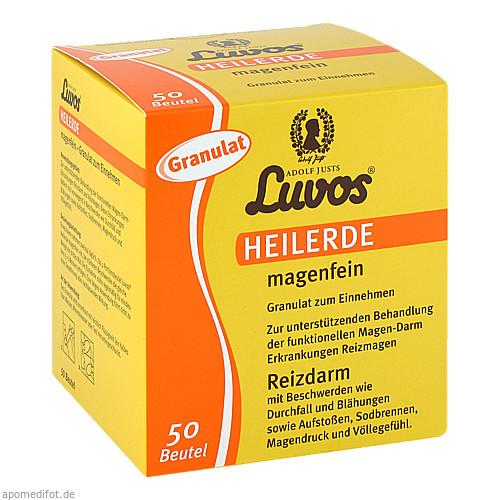 Luvos Heilerde magenfein, 50 ST, Heilerde-Gesellsch.LUVOS JUST GmbH & Co. KG