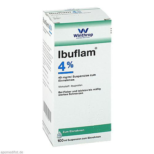 Ibuflam 40mg/ml, 100 ML, Zentiva Pharma GmbH