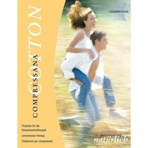 COMPRESSANA COTTON K2 AD 5 SCHWARZ M SP, 2 ST, Compressana GmbH