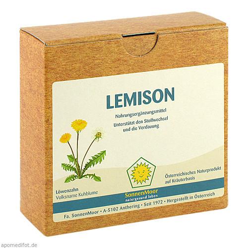 Lemison SonnenMoor, 3X100 ML, SONNENMOOR Verwertungs- u. Vertriebs GmbH