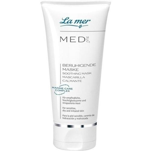 La mer MED Beruhigende Maske o.P., 50 ML, La Mer Cosmetics AG