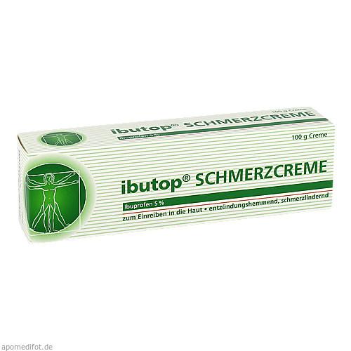 ibutop Schmerzcreme, 100 G, Axicorp Pharma GmbH