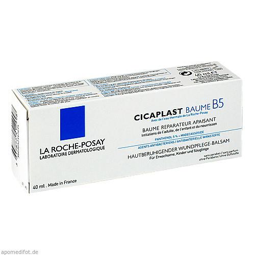 Roche-Posay Cicaplast Baume B5, 40 ML, L'oreal Deutschland GmbH