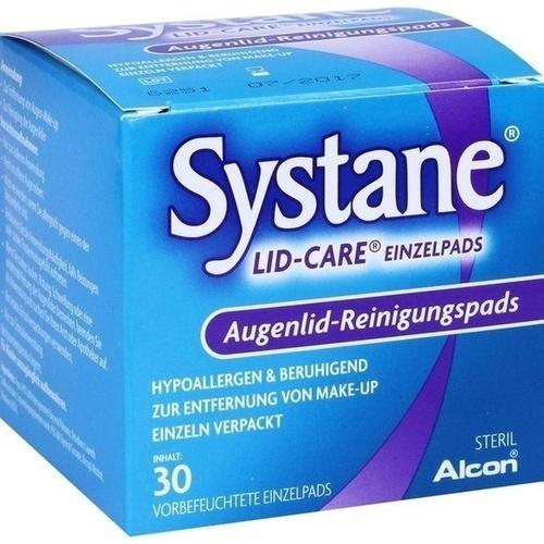 Systane Lid-Care Einzelpads, 30 ST, Alcon Pharma GmbH