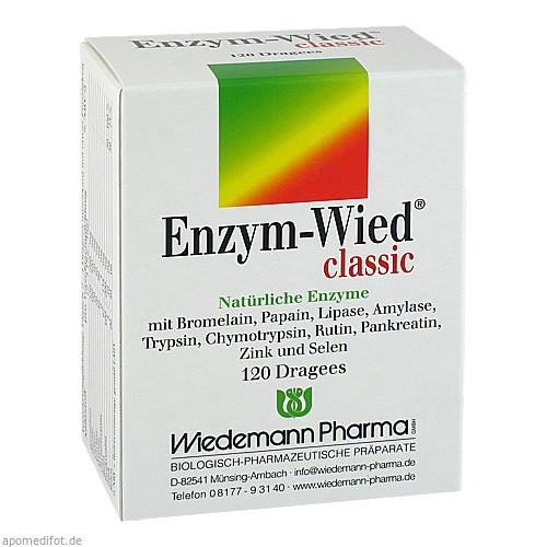 Enzym-Wied classic, 120 ST, Wiedemann Pharma GmbH