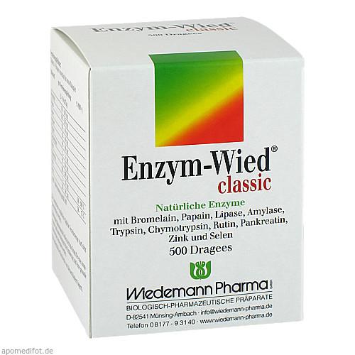 Enzym-Wied classic, 500 ST, Wiedemann Pharma GmbH