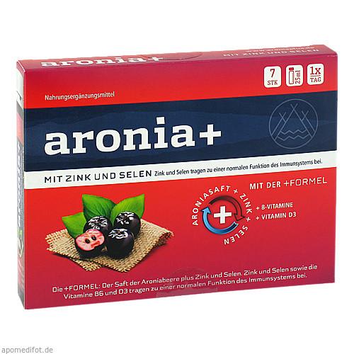 aronia+ immun, 7X25 ML, Ursapharm Arzneimittel GmbH