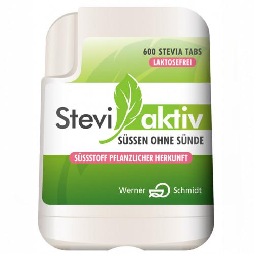 Stevi aktiv, 600 ST, Werner Schmidt Pharma GmbH