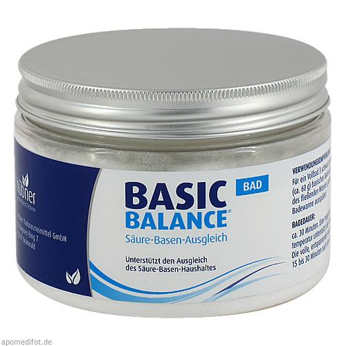 BASIC BALANCE Bad, 600 G, Hübner Naturarzneimittel GmbH