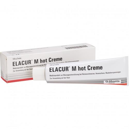 ELACUR M hot, 100 G, Abanta Pharma GmbH