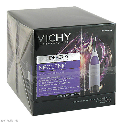 VICHY DERCOS Neogenic, 14X6 ML, L'oreal Deutschland GmbH