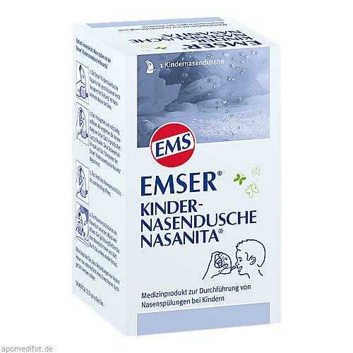 EMSER Kindernasendusche Nasanita, 1 ST, Siemens & Co