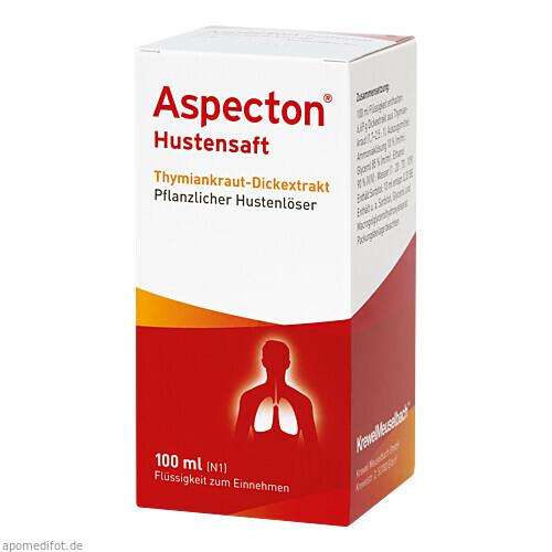 ASPECTON HUSTENSAFT, 100 ML, Krewel Meuselbach GmbH