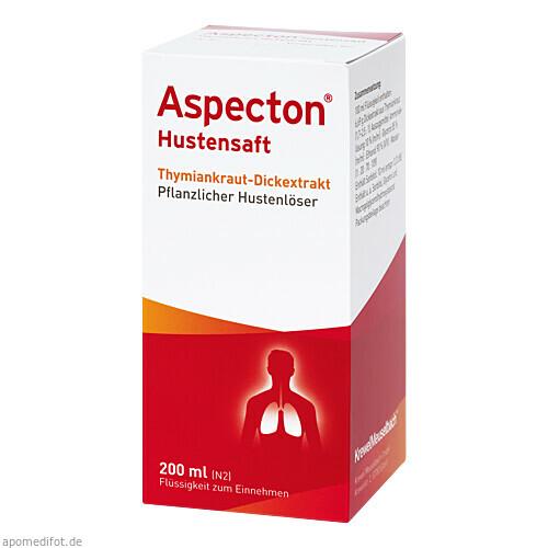 ASPECTON HUSTENSAFT, 200 ML, Krewel Meuselbach GmbH