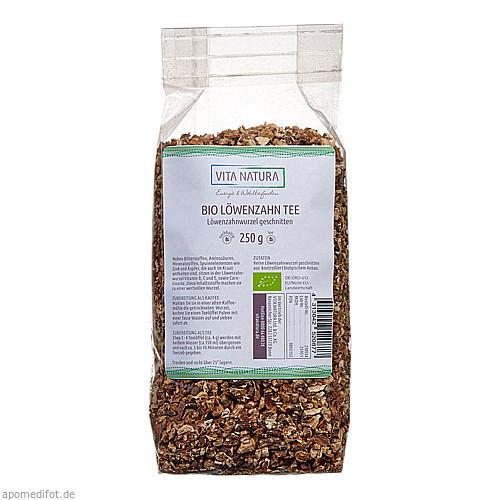 BIO LÖWENZAHNWURZEL TEE, 250 G, Vita Natura GmbH & Co. KG