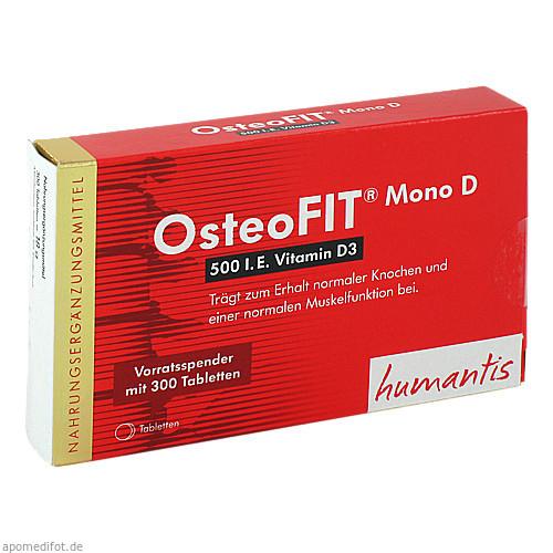OsteoFIT Mono D, 300 ST, Humantis GmbH