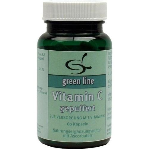 Vitamin C gepuffert, 60 ST, 11 A Nutritheke GmbH