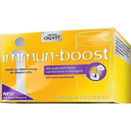 immun-boost Orthoexpert Trinkgranulat, 28X10.2 G, Weber & Weber GmbH & Co. KG
