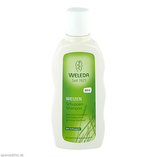 Weleda Weizen Schuppen-Shampoo, 190 ML, Weleda AG