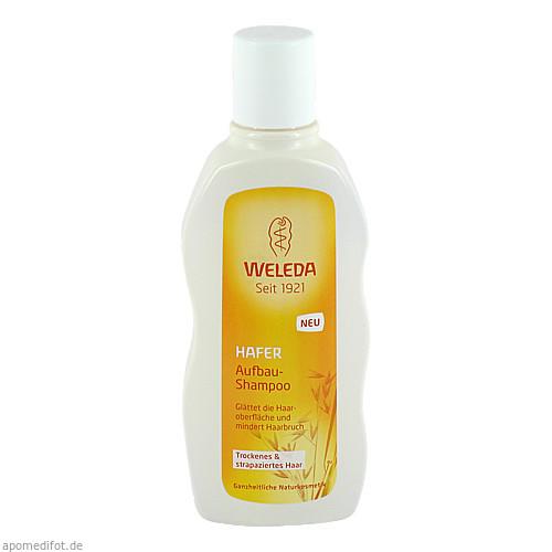 Weleda Hafer Aufbau-Shampoo, 190 ML, Weleda AG