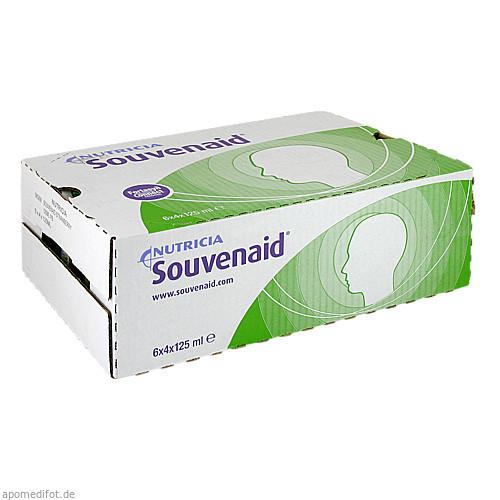 Souvenaid Erdbeergeschmack, 6X4X125 ML, Nutricia GmbH