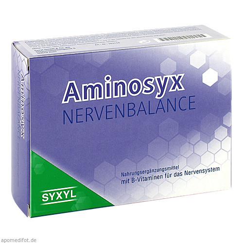 AMINOSYX Nervenbalance Syxyl Tabletten, 120 ST, MCM KLOSTERFRAU Vertr. GmbH