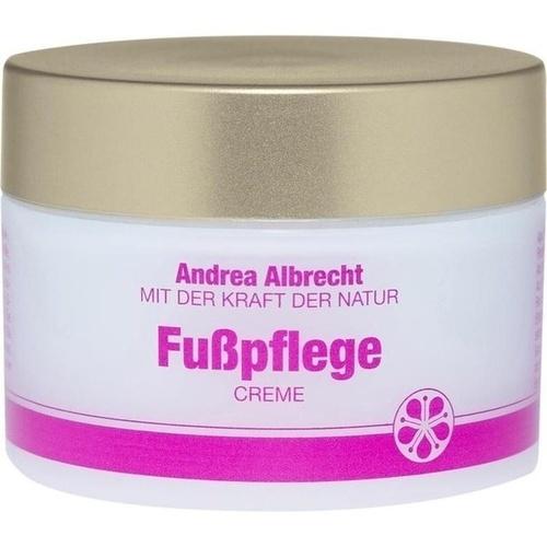 Andrea Albrecht Fusspflegecreme, 50 ML, Wörishofener Kräuterhaus Dr. Pfeifer GmbH