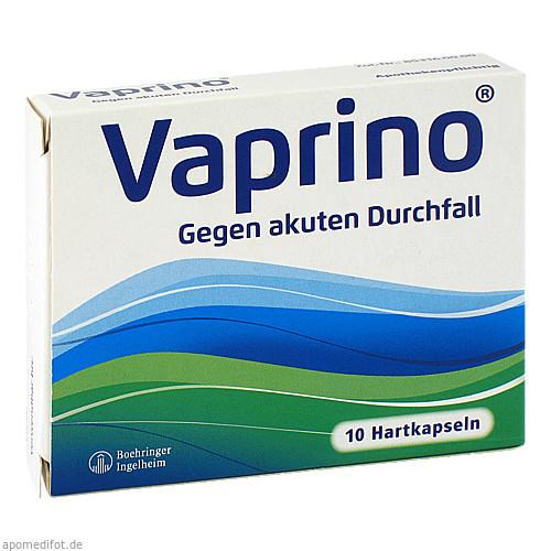 Vaprino 100 mg Kapseln, 10 ST, Sanofi-Aventis Deutschland GmbH