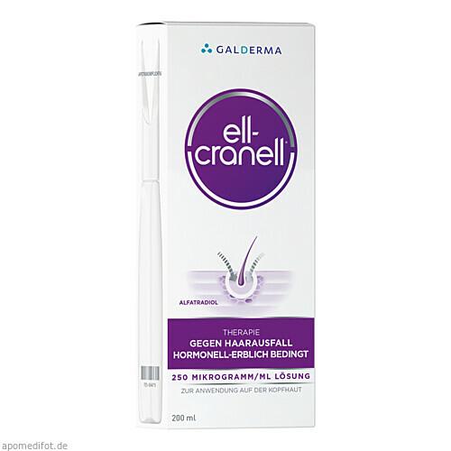 Ell-Cranell, 200 ML, Galderma Laboratorium GmbH