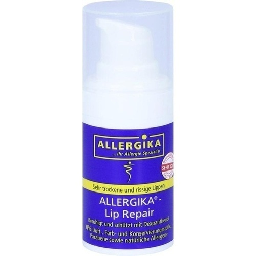 ALLERGIKA Lip Repair, 15 ML, Allergika Pharma GmbH