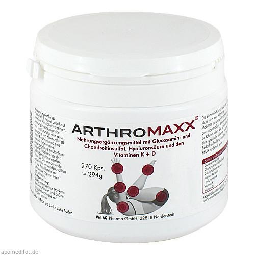 ARTHROMAXX, 270 ST, Velag Pharma GmbH