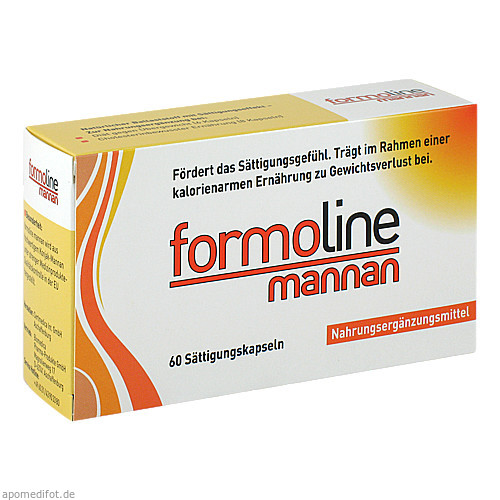 formoline mannan, 60 ST, Certmedica International GmbH