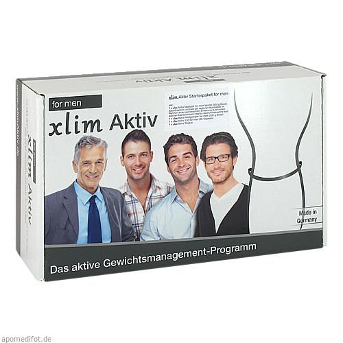 xlim Aktiv Starterpaket for men Vanille, 1 P, Biomo-Vital GmbH