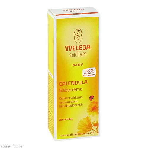 WELEDA Calendula Babycreme classic, 75 ML, Weleda AG