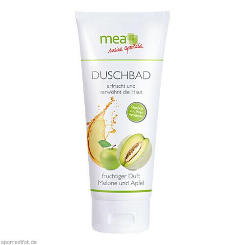 mea Duschbad mit fruchtigem Duft samtweich, 200 ML, Richard A.L.Witt GmbH
