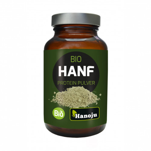 Bio Hanf Protein Pulver, 300 G, shanab pharma e.U.