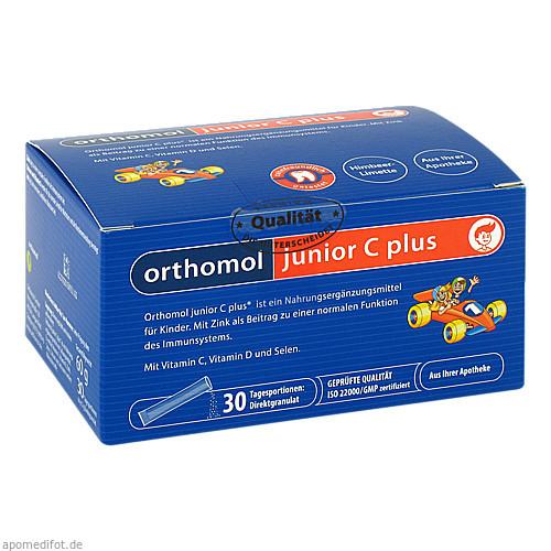 Orthomol Junior C plus, 30 ST, Orthomol Pharmazeutische Vertriebs GmbH