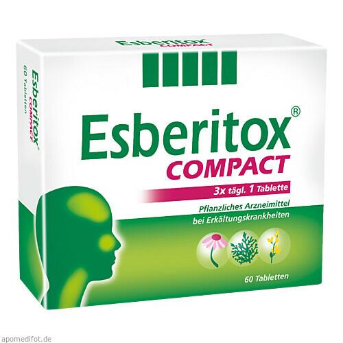 Esberitox COMPACT, 60 ST, Schaper & Brümmer GmbH & Co. KG