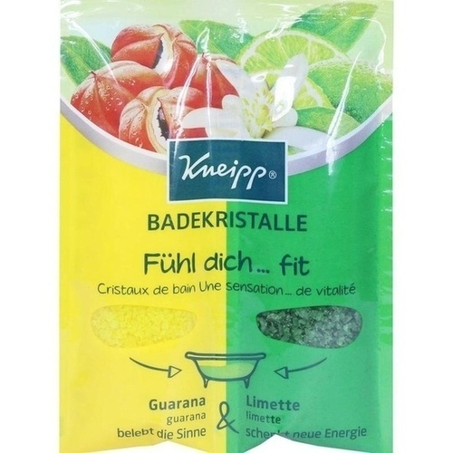 Kneipp Badekristalle Fuehl dich fit, 60 G, Kneipp GmbH
