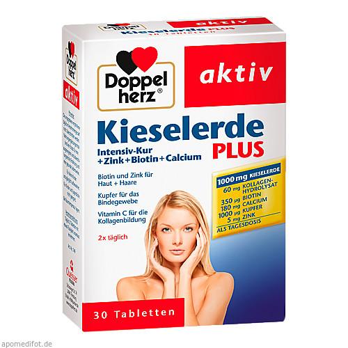 Doppelherz Kieselerde Plus, 30 ST, Queisser Pharma GmbH & Co. KG