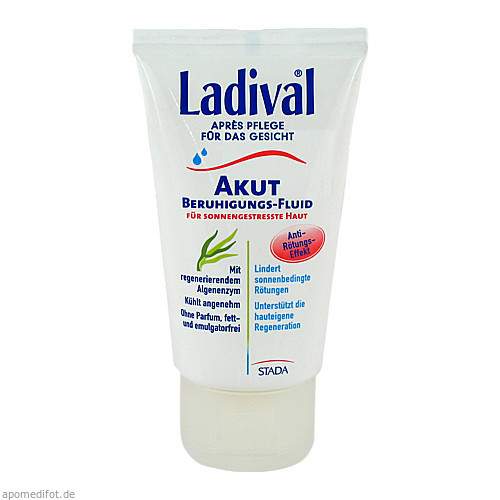 Ladival Akut Apres für das Gesicht, 75 ML, STADA GmbH