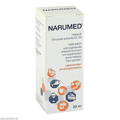 NARUMED Tropfen, 20 ML, PharmaFGP GmbH