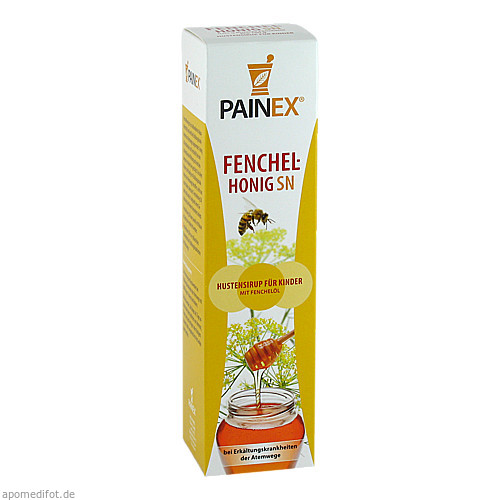 Fenchelhonig SN Painex, 350 G, Abo & Painex Pharma GmbH & Co. KG