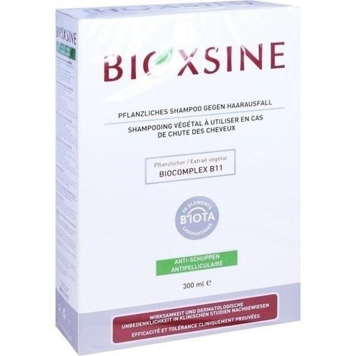 Bioxsine pflanzl.Shamp g.Haarausfall Anti Schuppen, 300 ML, Biota Laboratories GmbH