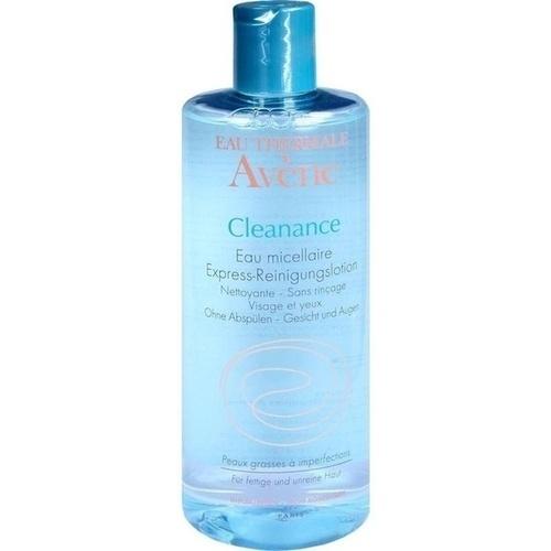 AVENE Cleanance Express-Reinigungslotion + Monol., 400 ML, Pierre Fabre Pharma GmbH