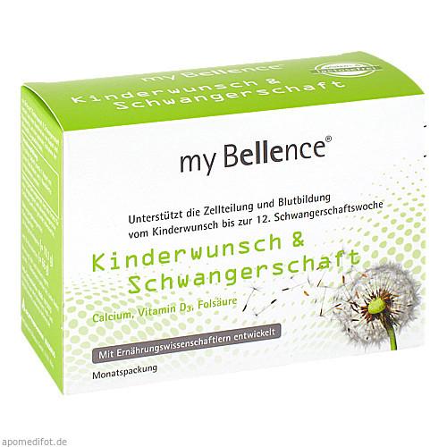 Kinderwunsch Ratgeber Fruchtbarkeit Frau: My Bellence Kinderwunsch&Schwangerschaft Kombip. (2X30 ST