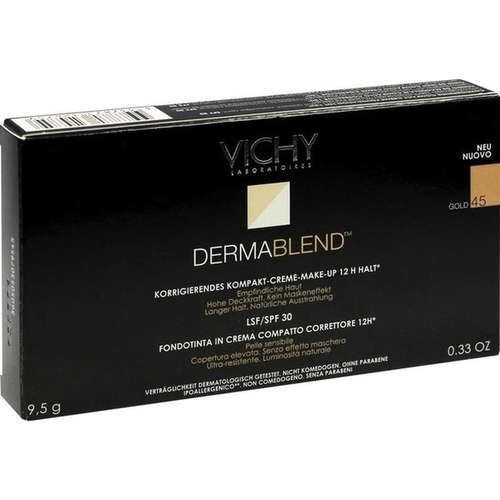 Vichy DERMABLEND Kompakt-Creme 45, 10 ML, L'oreal Deutschland GmbH