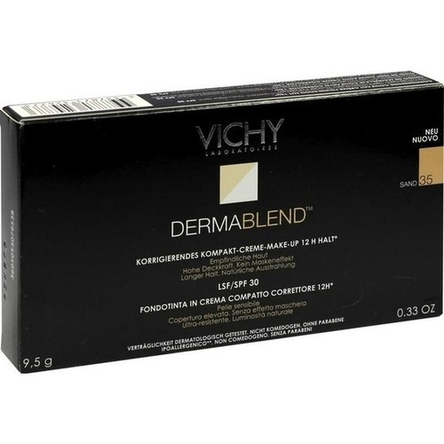 Vichy DERMABLEND Kompakt-Creme 35, 10 ML, L'oreal Deutschland GmbH