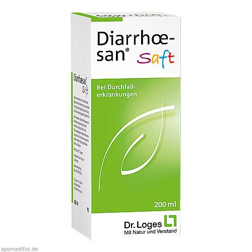 diarrhoesan Saft, 200 ML, Dr. Loges + Co. GmbH