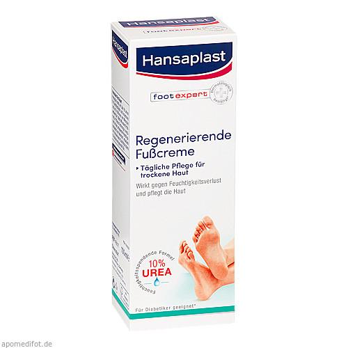 HANSAPLAST Reg.Fußcreme 10% Urea, 100 ML, Beiersdorf AG